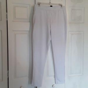 Ashro White Pull on Skinny Jean Look Sizes L & XL